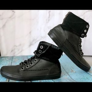 True Religion Camby High Tops (Size 12)